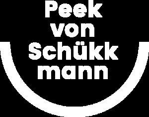 Peek von Schükkmann - Logo wit-01